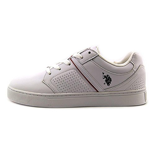 S U Assn S U Madrid Polo Madrid Polo White Assn Navy Red 4Xpqw7Xr