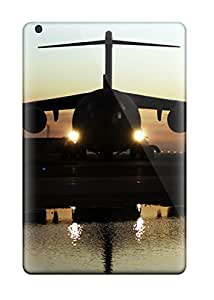 Hot 3871081K51044319 Defender Case For Ipad Mini 3, C 17 Globemaster Iii Aircraft Pattern
