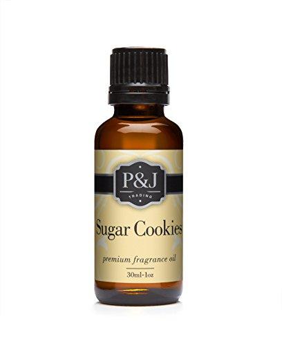 - Sugar Cookies Fragrance Oil - Premium Grade Scented Oil - 30ml