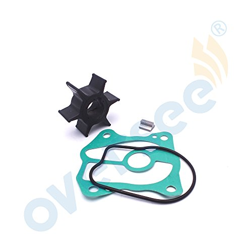 06192-ZV5-003 Water Pump Impeller Kit For Honda Outboard 35-50 HP BF35 BF40 BF45 BF50 18-3282