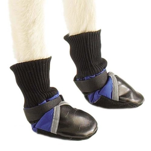 XX-SMALL - Guardian Gear Leather Dog Boots