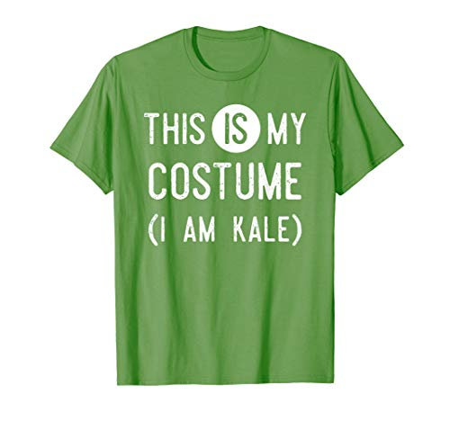 This IS My Costume I Am Kale Shirt, Funny Halloween Gift ()