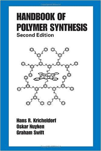 Handbook of Polymer Synthesis: Second Edition (Plastics Engineering)