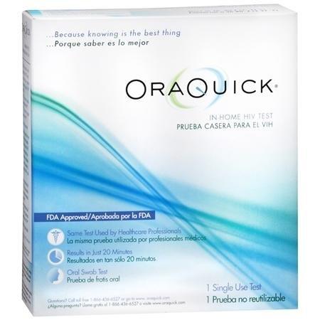 OraQuick In-Home HIV Test - 3PC by Oraquick (Image #1)