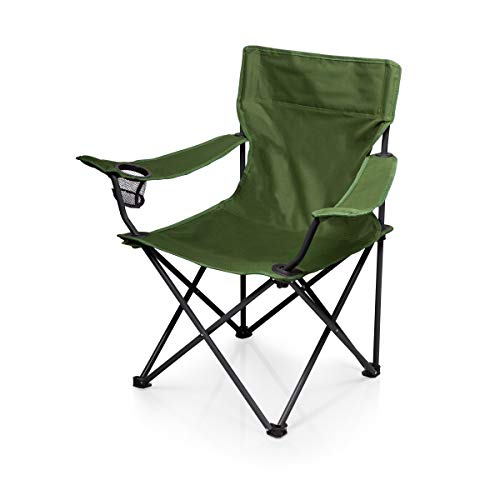 ONIVA - a Picnic Time Brand PTZ Portable Folding Camp Chair, Khaki