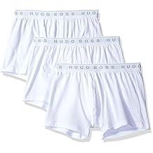 BOSS HUGO BOSS Men's 3-Pack Cotton Trunk