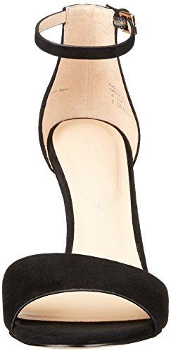 Sandal Black Aldo Suede Dress Women Fiolla wPPaqxHft