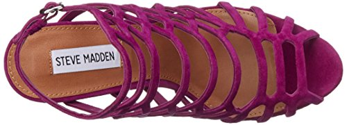 Purple Sandal Steve Slithur Women's Madden Suede Dress xW4Xpq