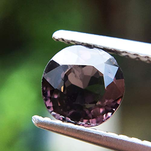 Lovemom 1.14ct Natural Cushion Unheated Purple Spinel Myanmar #PU by Lovemom (Image #2)