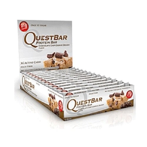 Quest Nutrition - Quest Bar Protein Bar Chocolate Chip Cooki