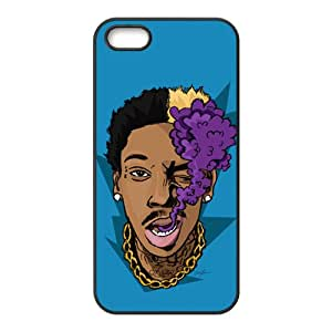 wiz khalifa nobody beats the wiz Phone high quality Case for iPhone 5S Case