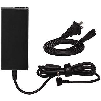 Amazon.com: AC Doctor Inc Genérico 19 V 2.1 a ac adaptador ...