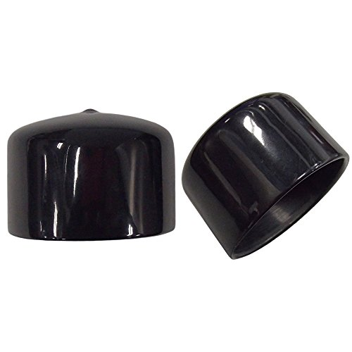 Two (2) Trailer Wheel Protector Bras for Bearing Buddy 1.98 Grease Stopper ()