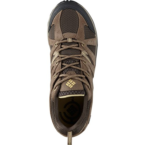 10 cornstalk Hiking M Sneakers Columbia Outdry Suede Women's Grand Brown Canyon Mud wzqTP8