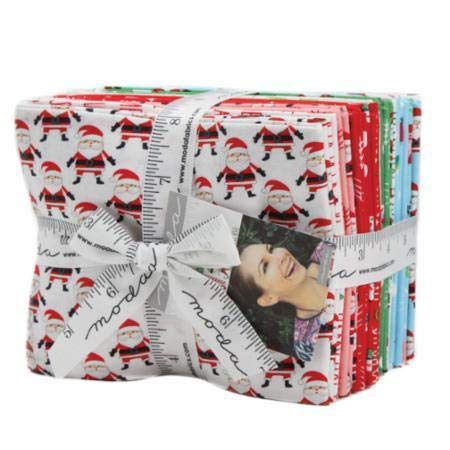 Stacy Iest Hsu The North Pole 20 Fat Quarters 1 Panel Moda Fabrics 20580AB ()