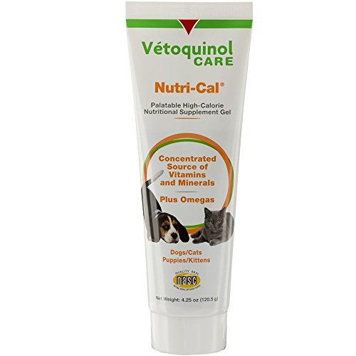 Vetoquinol 411557 Nutri-Cal,4.25 oz