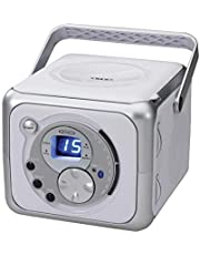 Jensen CD-555 Portable Bluetooth Stereo Music Syst