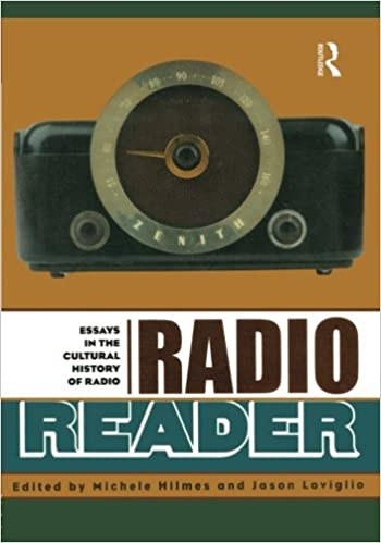 amazon com  radio reader  essays in the cultural history of radio    amazon com  radio reader  essays in the cultural history of radio        michele hilmes  jason loviglio  books