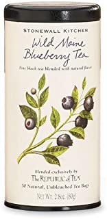 product image for Stonewall Kitchen Wild Maine Blueberry Tea, 2.8 oz