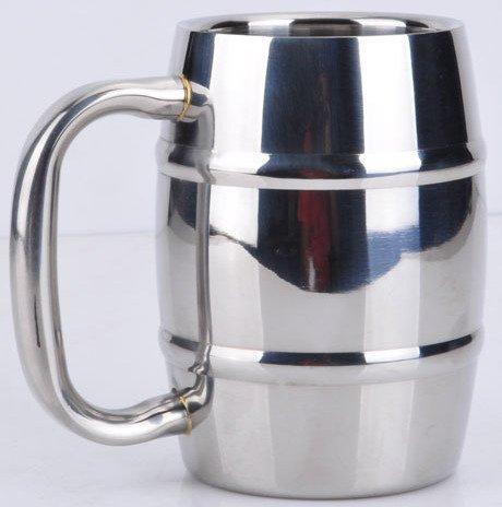 insulated barrel mug - 7