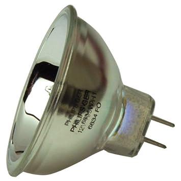 meilleure sélection de correspondant en couleur sélectionner pour véritable 100w 12v GZ6.35 Haute Qualité lampe de projecteur