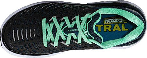 HOKA ONE Vanquish Shoe Women ONE Womens W US 5 Navy Midnight 3 Spring Running Bud 5 R5Rqr