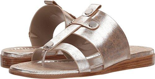 Donald J Pliner Women's Maui Sandal, Silver, 8.5 Medium US