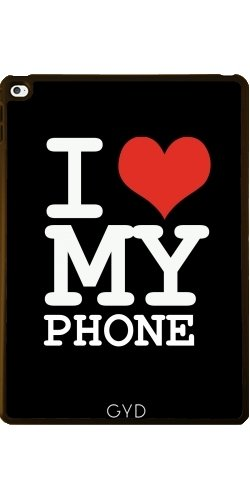 Funda para Apple Ipad Air 2 - Amo A Mi Teléfono by wamdesign
