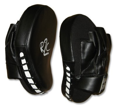 R2C Curved Punch Mitts for Muay Thai, MMA, Kickboxing, Boxing , Krav Maga...