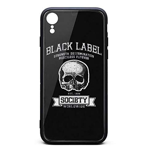 iPhone xr Case Black-Label-Society-Zakk-Wylde-EST-1998- Slim Flexible Shockproof Case for iPhone xr Case