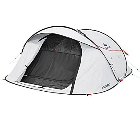QUECHUA 2 Seconds Easy III Freshu0026Black Pop Up Tent - 3 Man  sc 1 st  Amazon.com & Amazon.com : QUECHUA 2 Seconds Easy III Freshu0026Black Pop Up Tent ...