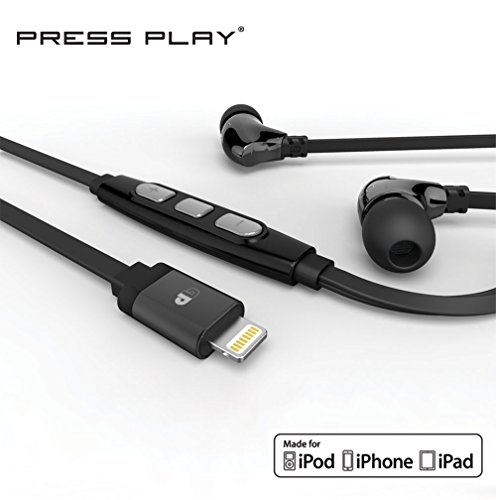 CERTIFIED Lightning Headphones Microphone High Resolution