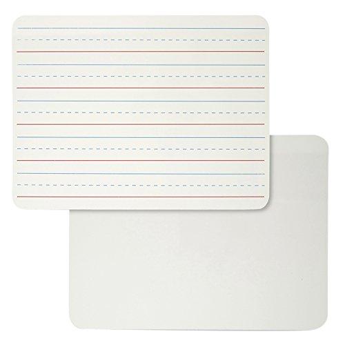 Charles Leonard CHL35135BN Magnetic Dry Erase Board, 2 Sided, MultiPk 4 Each