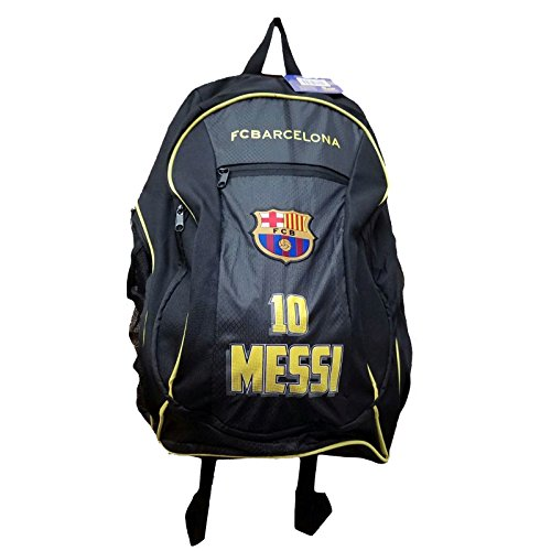 d7f4dc22e FC Barcelona Backpack School Mochila Bookbag Cinch Shoe Bag Official Messi  10 - Buy Online in UAE. | Sporting Goods Products in the UAE - See Prices,  ...