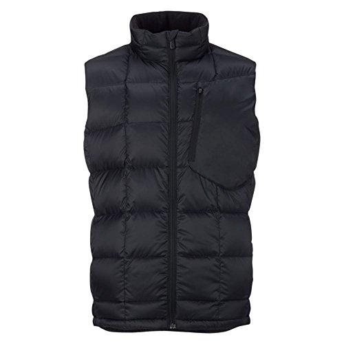 Burton Men's AK BK Down Insulator Vest, True Black, Medium