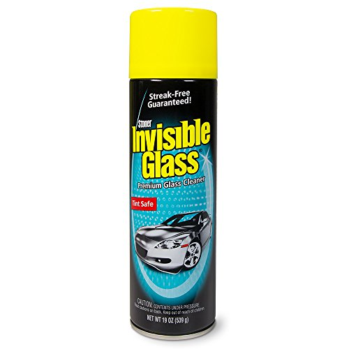Invisible Glass Premium Glass Cleaner - 19 oz, (Perfect Vision Glass Cleaner)
