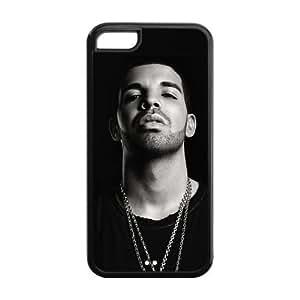 Customize Famous Singer Drake Back Cover Case for iphone 5C WANGJING JINDA