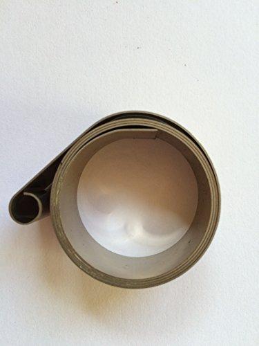 Puerta de la pluma de ruedas muelle de retorno para estufas de cerámica Goliath y Gigant compañía KAGO piezas de repuesto: Amazon.es: Bricolaje y ...