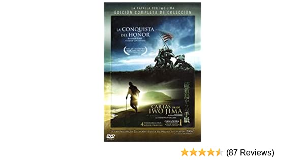 Amazon.com: The Battle for Iwo Jima 2 DVD Pack (Flags of Our ...