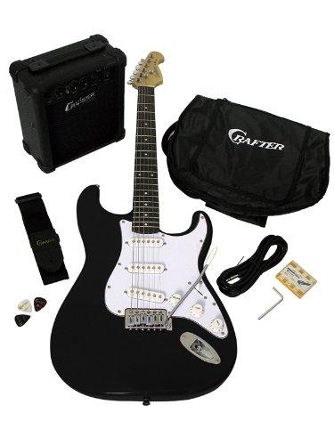 Cruzer ST80 PK - Kit de guitarra eléctrica (tilo americano), color ...