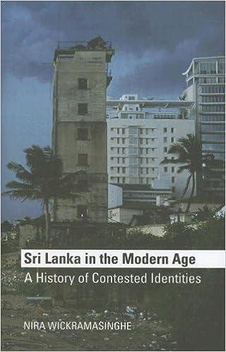 Sri Lanka in the Modern Age: A History