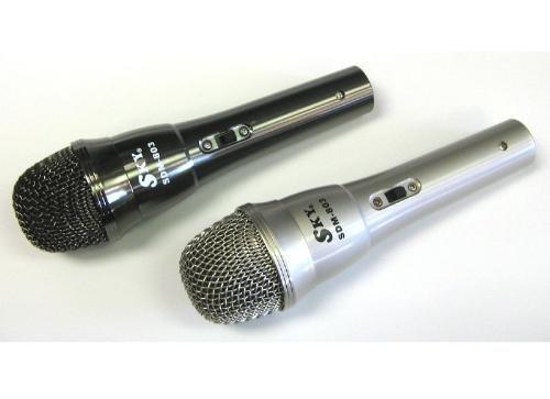 Microfono Sky SDM-803 Heavy Duty Dynamic Dual Pack (2 s) ...
