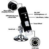 Vilihy Wireless Digital Handheld Microscope 50X to