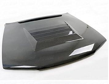 DMAX STYLE CARBON FIBER VENT BONNET HOOD FOR NISSAN SKYLINE R32 GTR