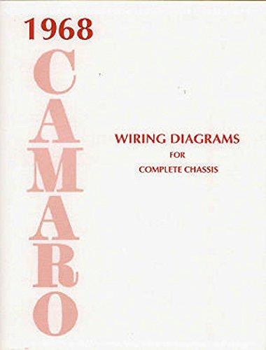CAMARO 1968 Complete Wiring Diagram Including Headlight & Console (1968 Camaro Wiring Diagram)