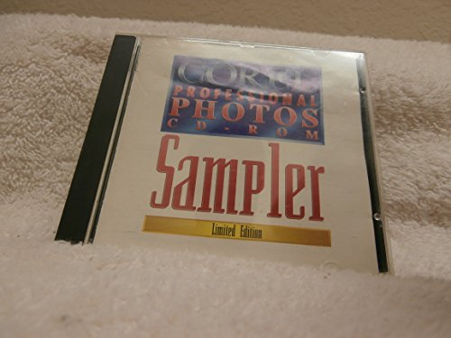 Corel Professional Photos CD-ROM Sampler Limited Edition (Jewel Case)