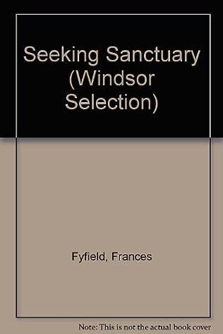 book cover of Seeking Sanctuary