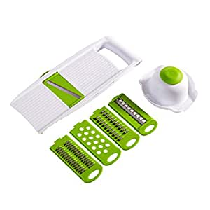 Luyide Kitchen Multifunction Shredder 5 Sets Sliced into Strips Wire Grater