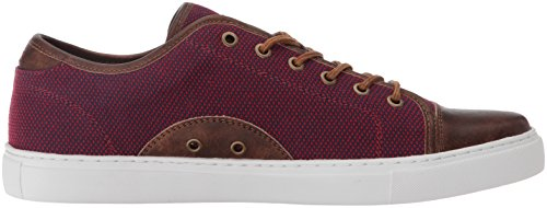 Tommy Hilfiger Hombres Manson 3 Fashion Sneaker Red