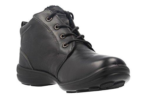 De Romika Laarzen - Maddy 24 - Zwarte Schoenen Zwart In De Maten Boven